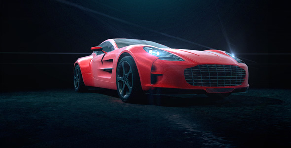 Videohive Car Reveal 14669649