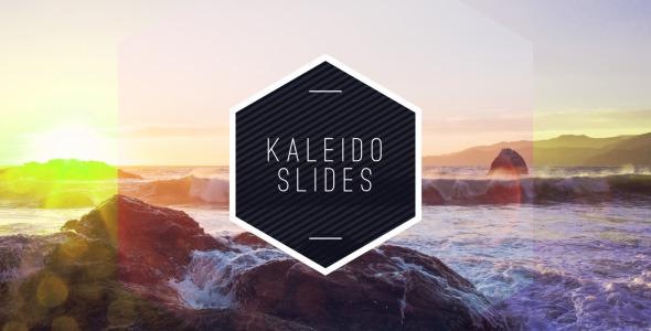 Videohive KaleidoSlides 12419683