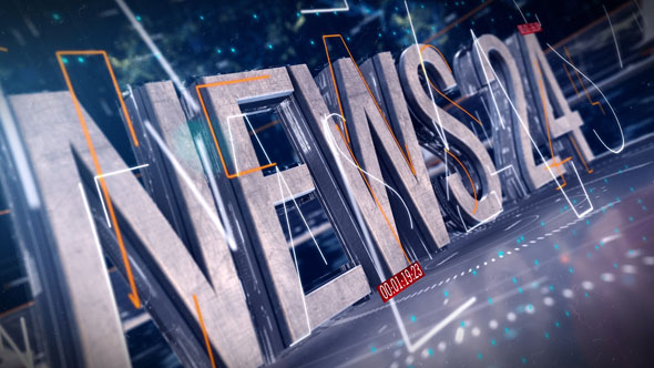 Videohive News Broadcast Package vol.1 15540951