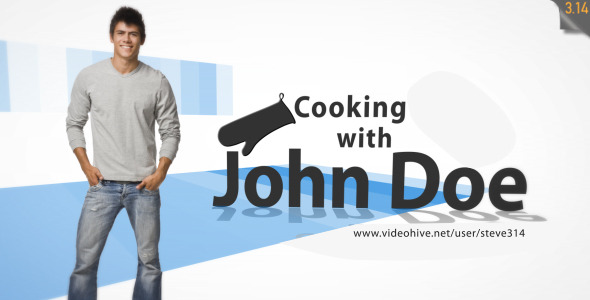 Videohive Cooking Intro - Tv Show 1599372