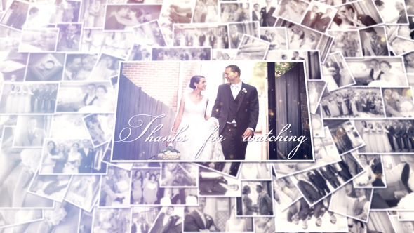 Videohive Wedding Album 17318946