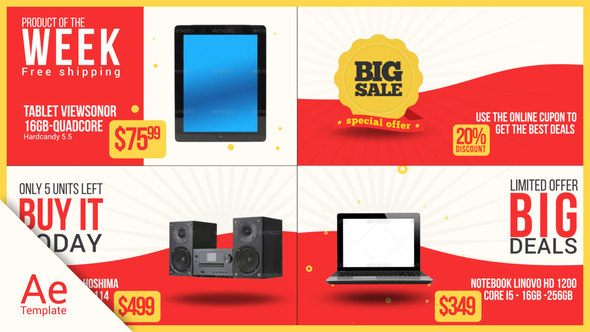 Videohive Big Sale 20009568