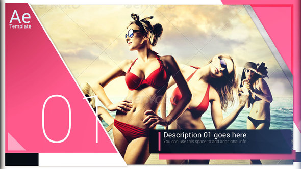 Videohive Fashion Promo pack 6915282