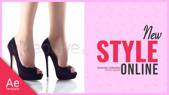 Videohive Fashion Sale 20273437