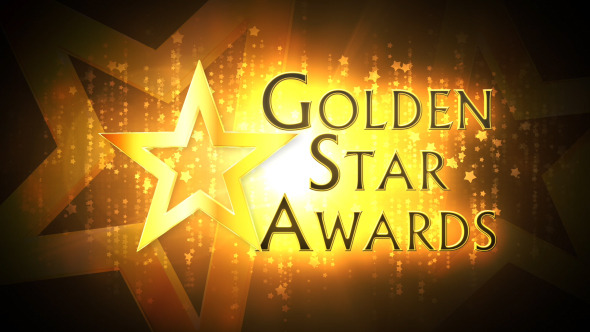 Videohive Golden Star Awards - Broadcast Pack 6533044