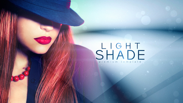 Videohive Light Shade 21769224