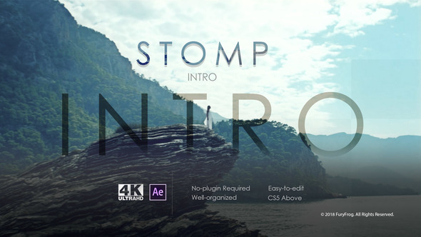 Videohive Stomp Intro 21760807