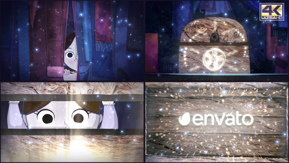 Videohive Magic Logo 18720217
