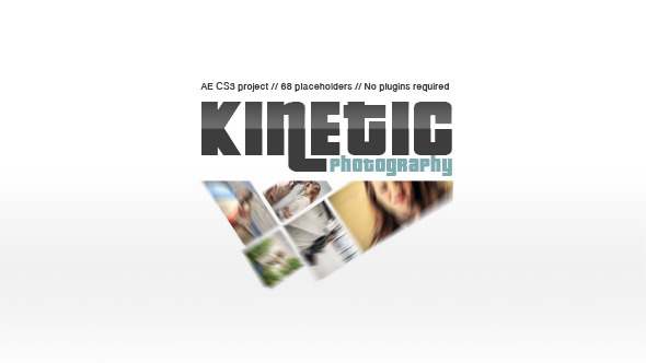 Videohive Kinetic Photography 9853476