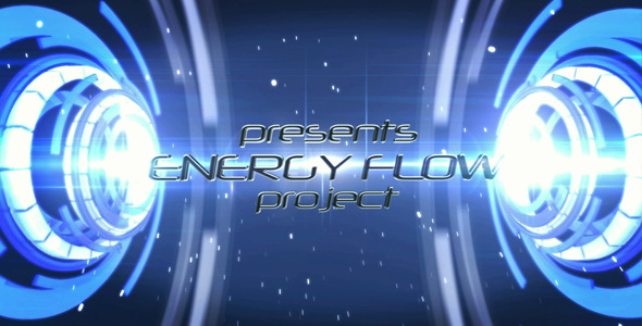 Videohive Energy flow 249820