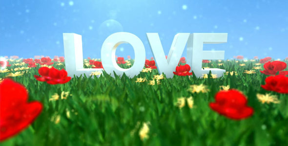 Videohive Roses 7032935