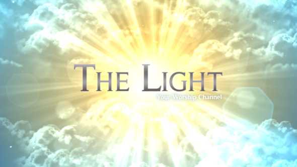 Videohive The Light - Worship Broadcast Package 5530951