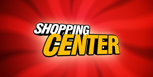 Videohive Shopping Center 2 930062