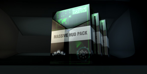 Videohive Massive Hud Pack 2652902