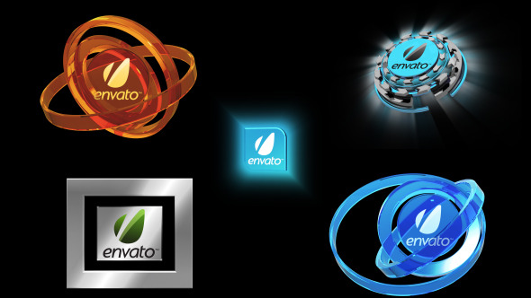 Videohive Broadcast Logo Transition Pack I - Apple Motion 6636603