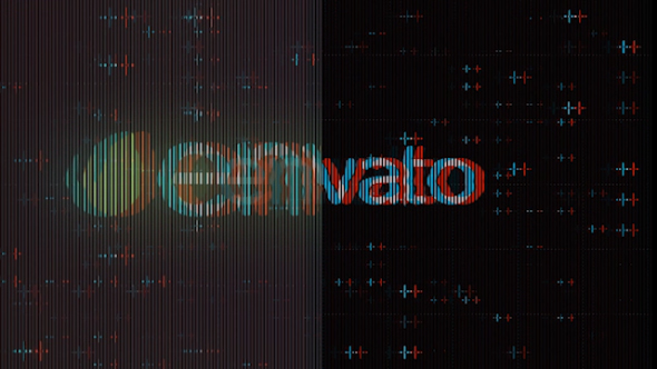 Videohive Ultra Fast Quick Glitch Logo Pack 20540071