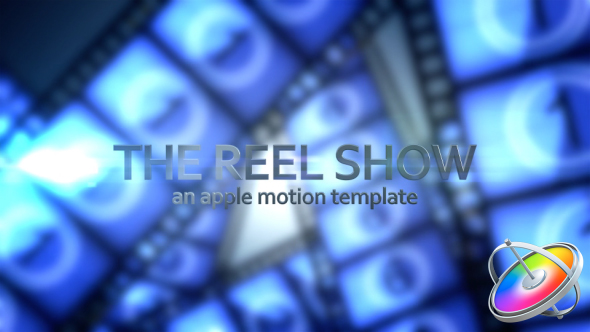 Videohive The Reel Show - Apple Motion 18431220