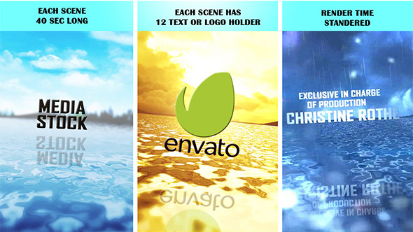 Videohive ULTIMATE OCEAN for Credits 10591964