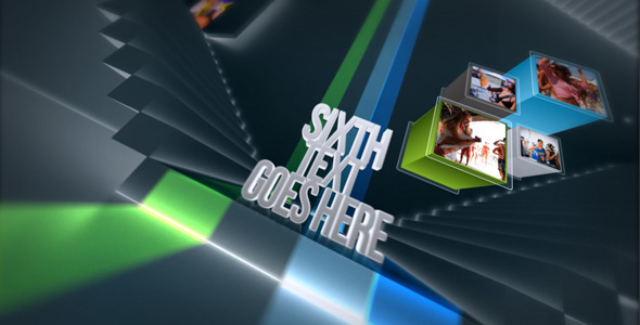 Videohive Creative Stairs 7566223