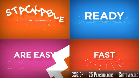 Videohive Fast Dynamic & Fun Type 7376583