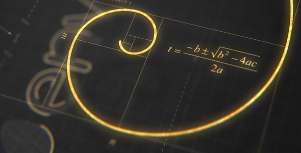 Videohive Golden Ratio Logo 17172115