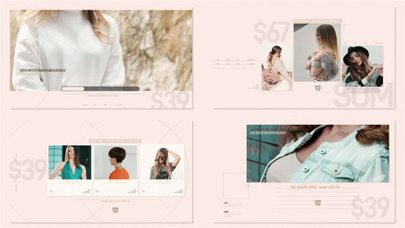 Videohive Fashion Shop 22082677