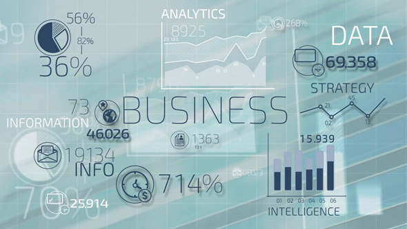 Videohive Business infographics 13301045