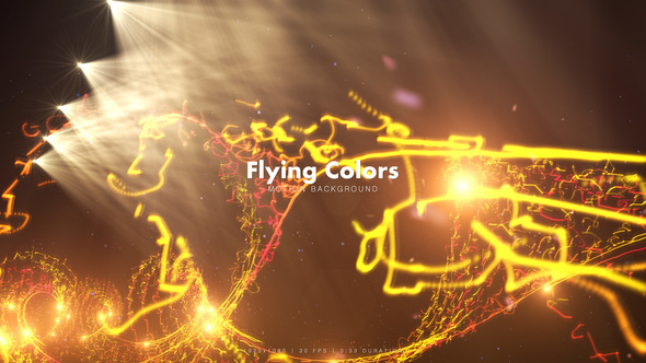 Videohive Flying Colors 8 13469367