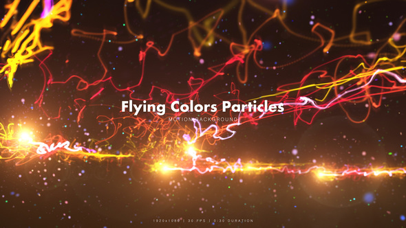 Videohive Flying Colors 6 12935141
