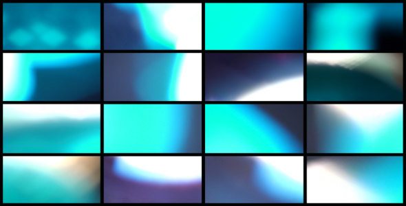 Videohive Real Lens Light (16-Pack) 3411154