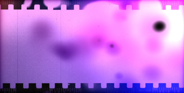 Videohive Old Film Overlay 3903529