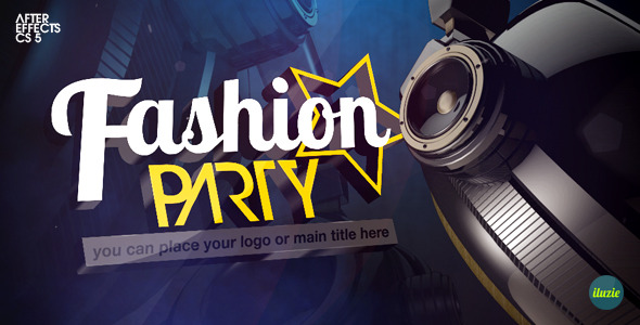 Videohive Party Teaser 2722375