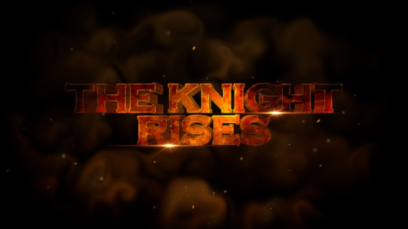 Videohive The Knight Rises Cinematic Trailer - Apple Motion 7720654