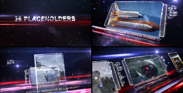 Videohive Digital Space 306542