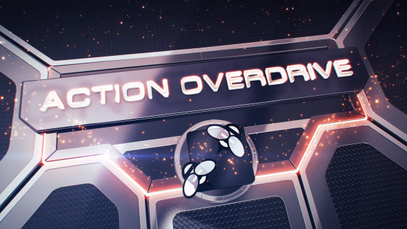 Videohive Action Overdrive 3D Package 14059081