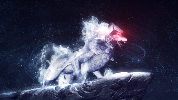 Videohive The Wolf Awakens 16168550