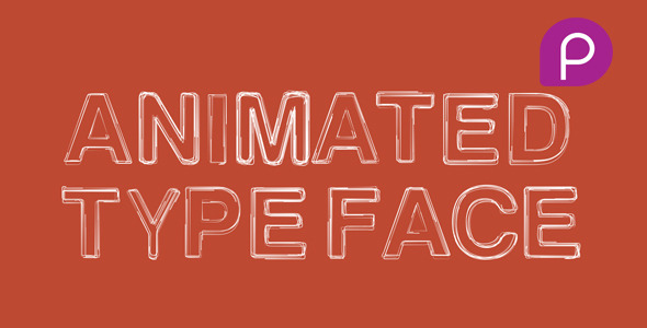 Videohive Animated Typeface 8934650