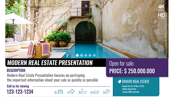 Videohive Modern Real Estate Presentation 20594326