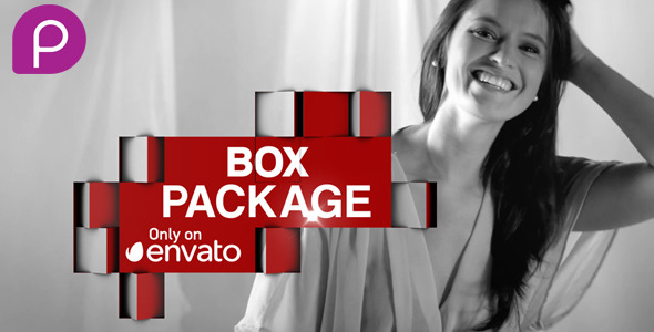 Videohive Box Package 8686843