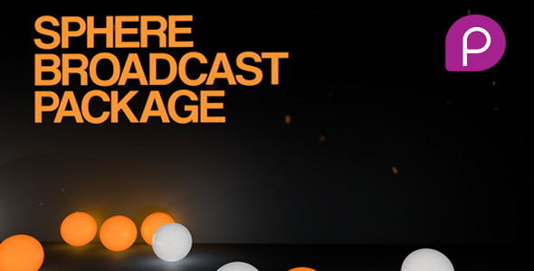 Videohive Sphere Broadcast Package 8770704
