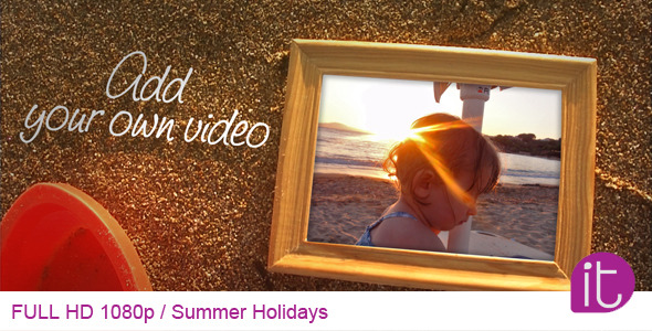 Videohive Summer Holidays 5116907
