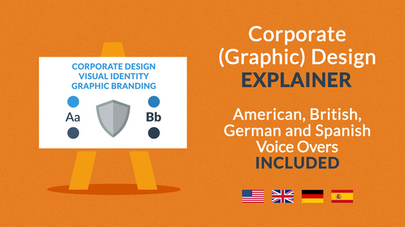 Videohive Corporate (Graphic) Design Explainer 15710569