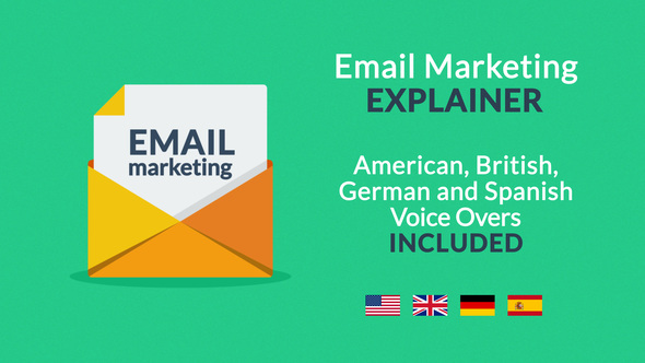 Videohive Email Marketing Explainer 18709744